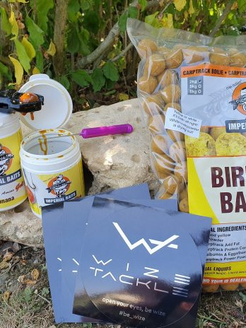 the innovative bait needle and imperial baits package