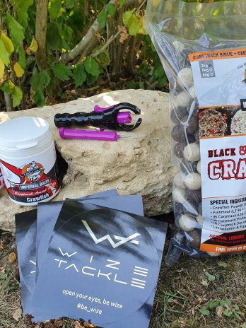 das innovative bait needle und Imperial Baits Paket