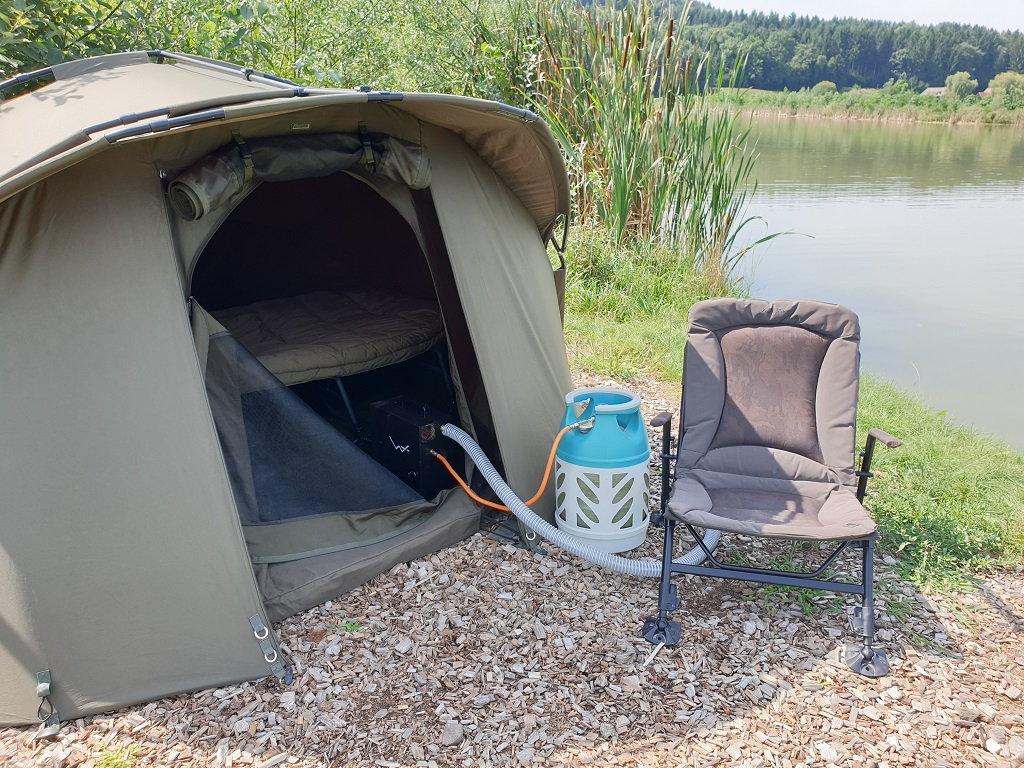 wizetackle ht2 at the lake